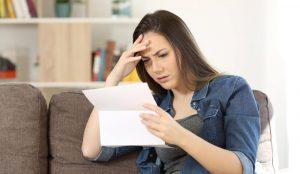 Inkasso Brief - Vorlagen für Antwort Schreiben